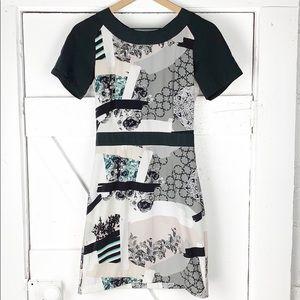 TopShop Contemporary Printed Dress